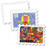 Blanko Briefmarken