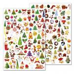 """Stickerblock """"Weihnachten"""""""