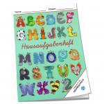 Hausaufgabenheft Grundschule