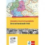 Interaktive Geschichtswandkarte: Deutschland nach 1945