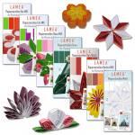 LAMEA Papierstreifen-Sets, in verschiedenen Farben