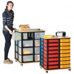 Modulus® Bastelwagen für Kindergärten und Schulen