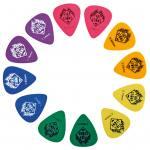 Plektrum-Set für Gitarren