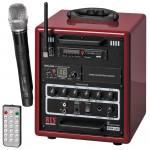 RCS® Sound Center PWA-510S2 Funk mit Akku