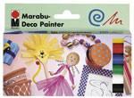 Marabu-Deco-Painter (1-2 mm), farbig sortiert