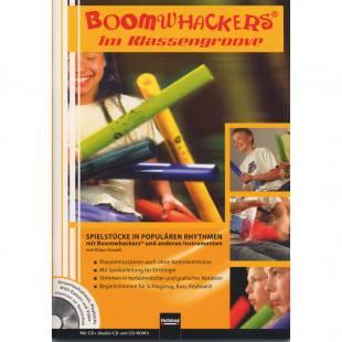 Boom-Whackers im Klassengroove