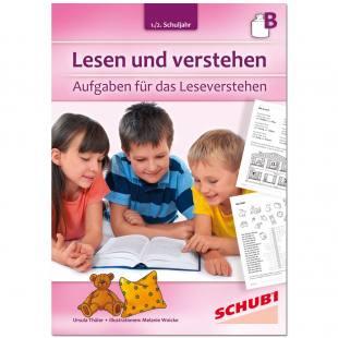Lesen und verstehen – Schuleingang, 1./2. Schuljahr B