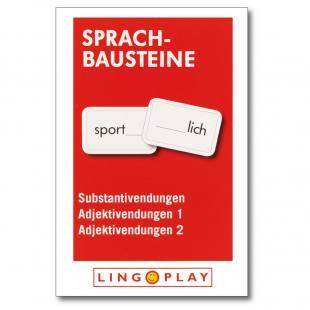 """Set """"Sprachbausteine"""""""