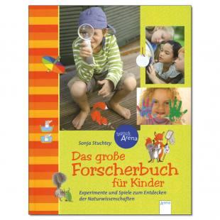 Das große Forscherbuch für Kinder