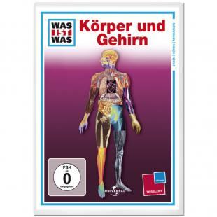 DVD Körper und Gehirn - Schullizenz
