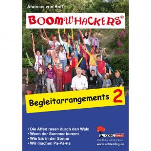 Boom-Whackers - Begleitarrangements Band 2