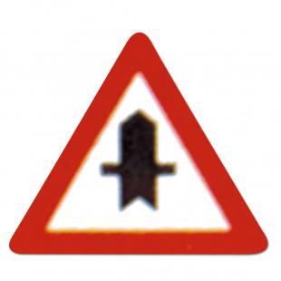 Verkehrszeichen zum Aufstellen 301