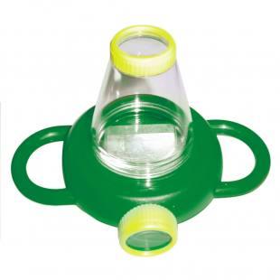 Zweiweg-Flaschenlupe – Vergrößerung 4x / 6x