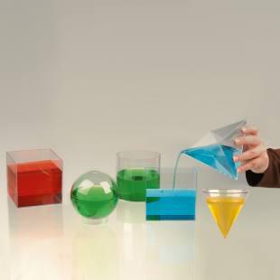 Klassensatz - Geometriekörper 6 teilig