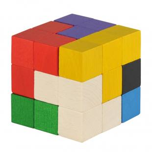 Großer Soma-Satz – farbig