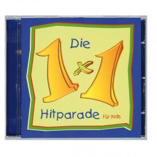 CD - Die 1x1 Hitparade für Kids