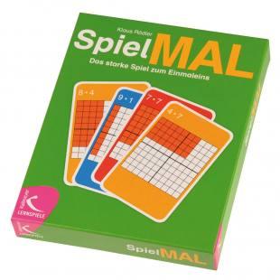 SpielMal – Das 1 x 1 spielend üben