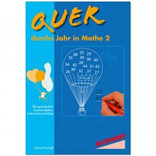 Quer durchs Jahr in Mathe 2