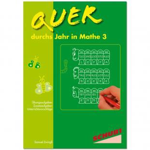 Quer durchs Jahr in Mathe 3