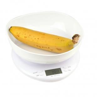 Digitale Küchenwaage bis 5 kg