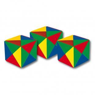 Magnet-Würfel – Gruppensatz