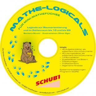 Mathe-Logicals  CD - ROM – Für Mini Mathefüchse