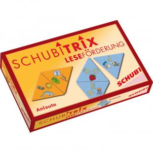 SchubiTrix® Leseförderung Anlaute