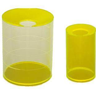 Zwei Zylinder – Füllkörper