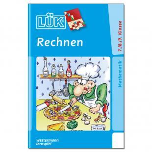 LÜK - Rechnen 5