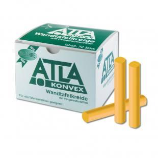 ATLA-Tafelkreide - Gelb konvex