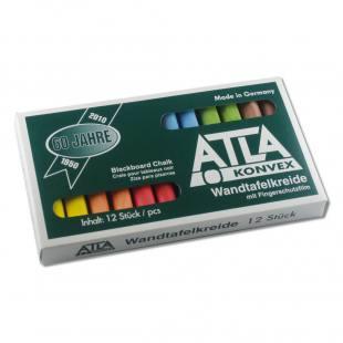 ATLA-Kreide in 6 Farben