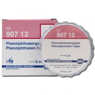 pH-Indikator ohne Farbskala Phenolphthaleinpapier