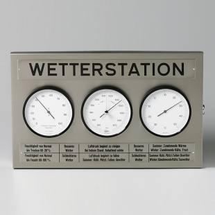 Wetterstation für Außen