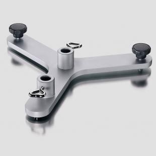 Stativfuß, Schenkellänge 180 mm