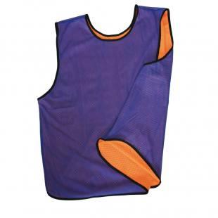Mannschaftshemd - blau/orange (Größe 1)