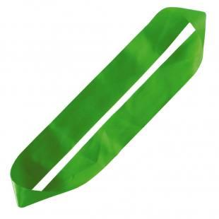 Mannschaftsband aus Polyester grün