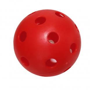 Gelochter Sicherheitsball