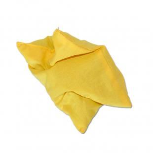Bohnensäckchen, gelb - mit bester Bohnenfüllung