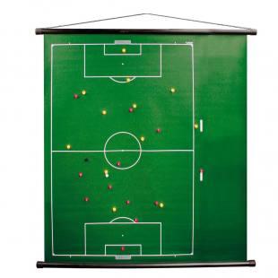 Sportlehr-Tafel rollbar