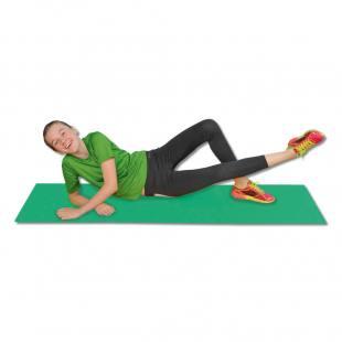 Gymnastikmatte Wellness - grün