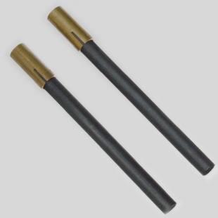1 Paar Elektroden, in 5 Materialien lieferbar