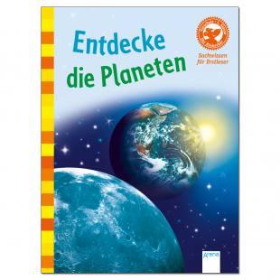 Entdecke die Planeten - Lehrbuch
