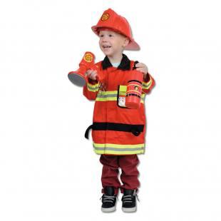 Feuerwehr-Kostüm für Kinder