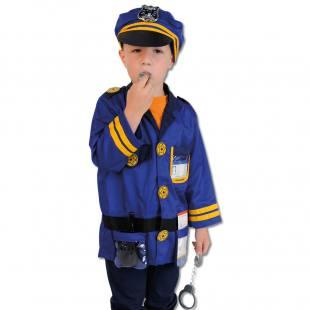 Polizisten/Polizistinnen Kostüm