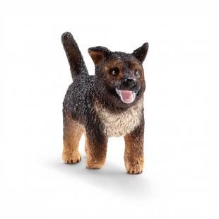 Schleich Schäferhund-Welpe