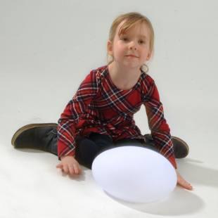 Leuchtstein LED