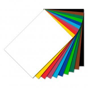 Buntes Folia® Tonpapier A2 (160 g/m2)