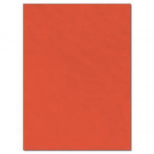 Faserseide, 25 g/m2 - orange
