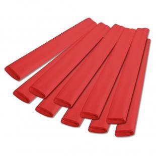 Bastelkrepp-Papier - feuerrot