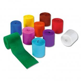 Bastelkrepp - Papierbänder